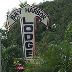 Bay Harbor Sign off Overseas Hwy