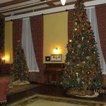 The Hotel Colorado lobby