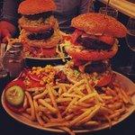 The OMG burger!!