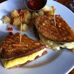 Breakfast Panini - from Brunch Menu
