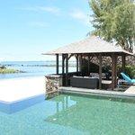 Le bungalo de la piscine