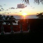Sunset at la joya