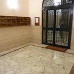 The inner lobby