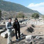 Erman Imparting Knowlege at Ephesus