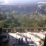 A great view of the Auditorium and the Chapultepec area!