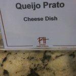 Tradução dos alimentos no café da manhã