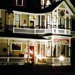 Decorated for Christmas...Beautiful!