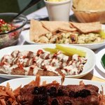 Mouthwatering dishes