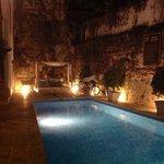 Pool at El Marques