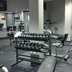 Best Western Revelstoke Fitness center