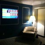 LR area flat screen TV