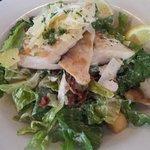Blue Eye Trevella & Caesar Salad