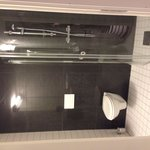 Spotless bathroom!