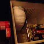 iceberg nel frigobar..