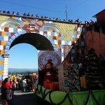 Arco Gucumatz, Chichicastenango