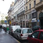 Across Rue Vivienne looking toward Grands Boulevards