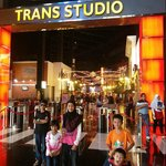 Trans Studio Theme Park
