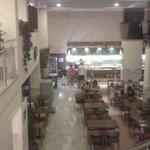 Main restaurant area
