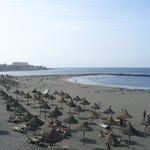 spiaggia costa adeje