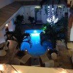 pool - small but nice