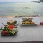 pranzo soft sulla costa