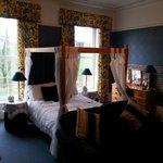 Royal Blue Suite