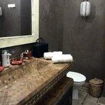 Baño habitación primera planta