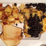 Stonewall omelet.