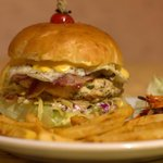 TLD XL Burger
