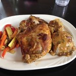 Great roasted chicken