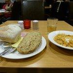 Breakfast 'selection'
