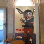 Affiche de l'Exposition Maryan.
