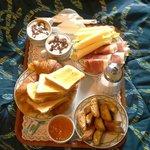 Breakfast @ hotel de Monti