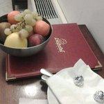 cesto frutta e baci: graditi