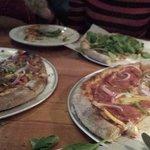 Pizza taste better than it looks!