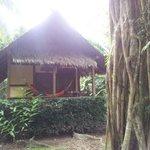 Una de las cabinas