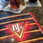 B.J.'s vast menu