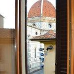 Vista cappella del Brunelleschi