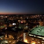 view over Knoxville