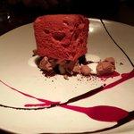 Red Velvet Masarpon Frozen Dessert