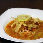 Deliciosa sopa de lima