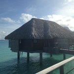 nuestro hogar en Bora Bora