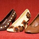 Chocolate Shoes from The Little Chocolate Shop, Leyburn
