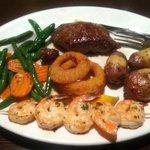 Flat-iron steak