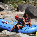 Darwin & Angel White Water Rafting Guides