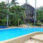 A most wonderful salt-water pool