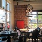 Inside Public Kitchen & Bar