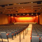 The Lady Bird Johnson auditorium