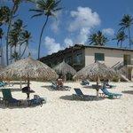 Bloque 1 vista al mar hotel Divi Aruba