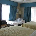 habitación con vista al mar - (cama supleatoria)